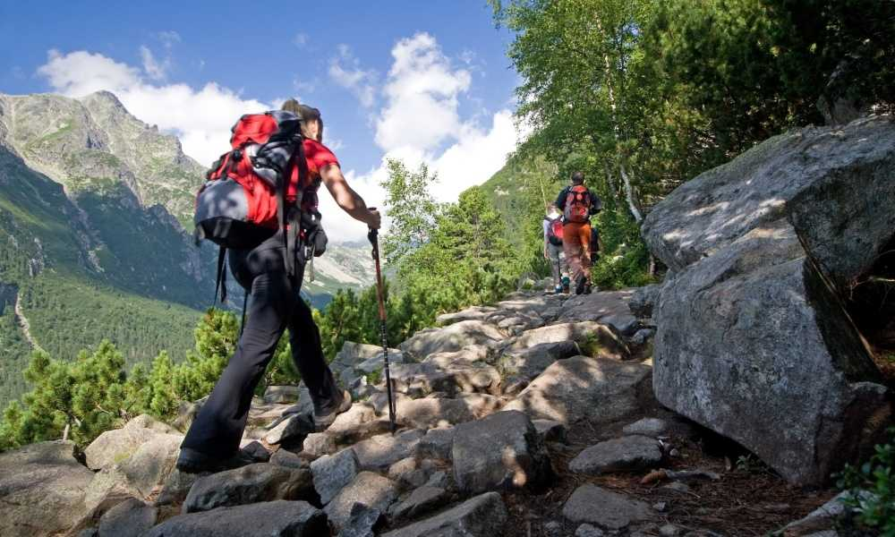Hiking Backpack Advice & Tips