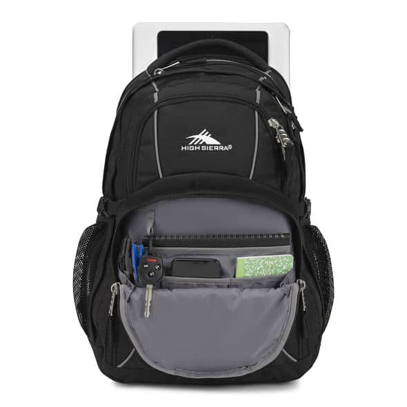 high sierra swerve backpack review