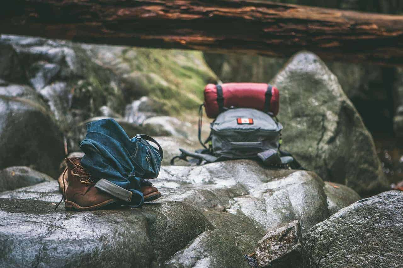 best waterproof backpacks for hiking
