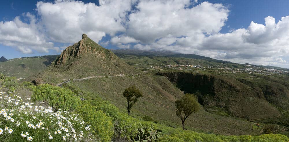 best hiking trails in tenerife