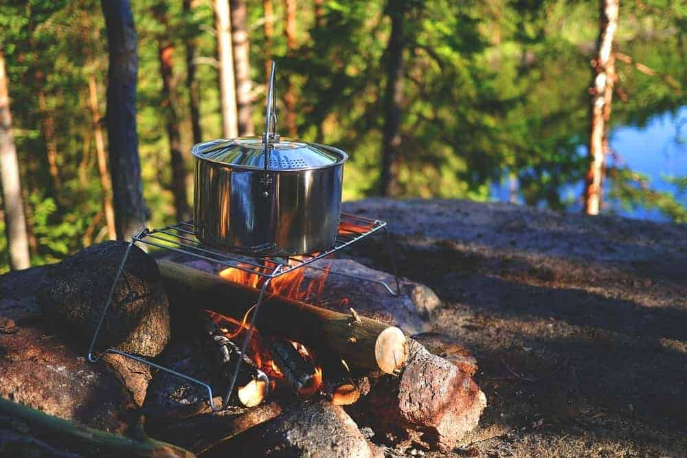 vegetarian hiking meals