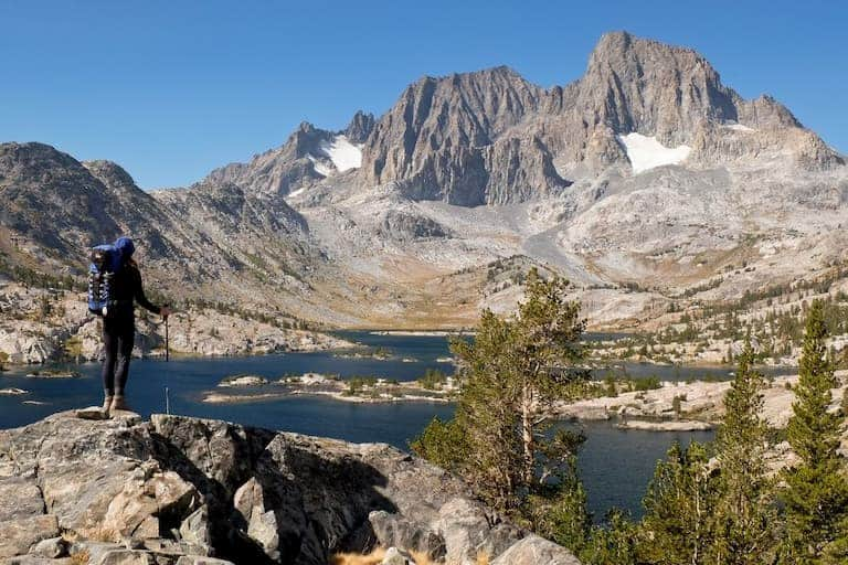 john muir trail california
