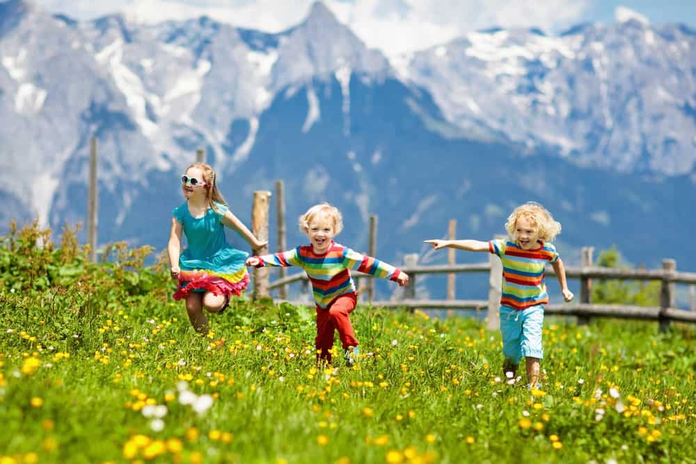 hiking trails for kids