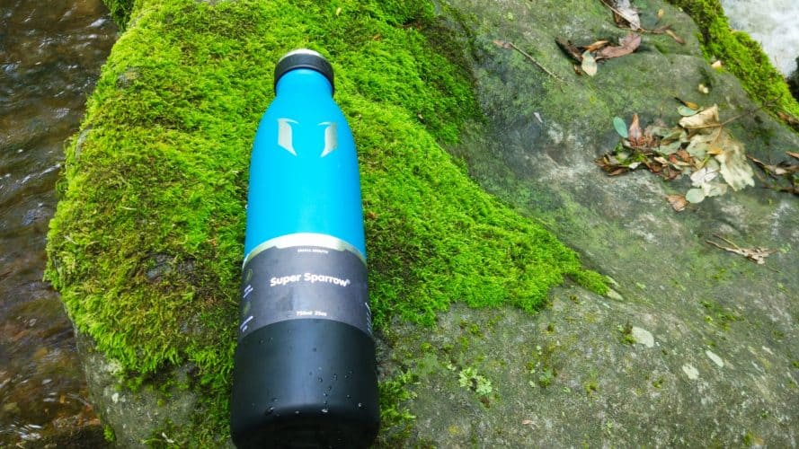 super sparrow insulated flask
