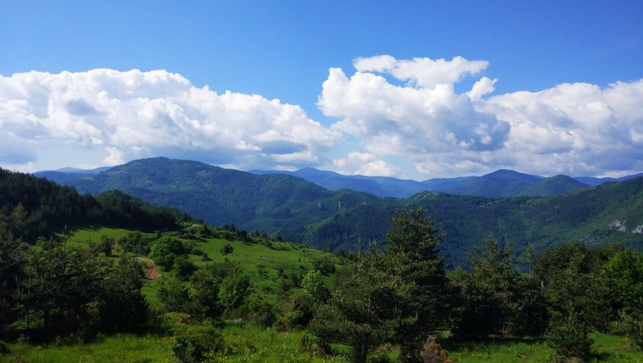 rhodope mountains bulgaria