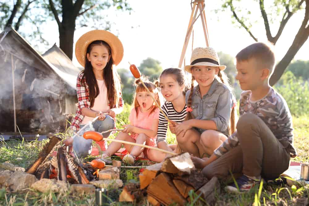 camping meals for kids