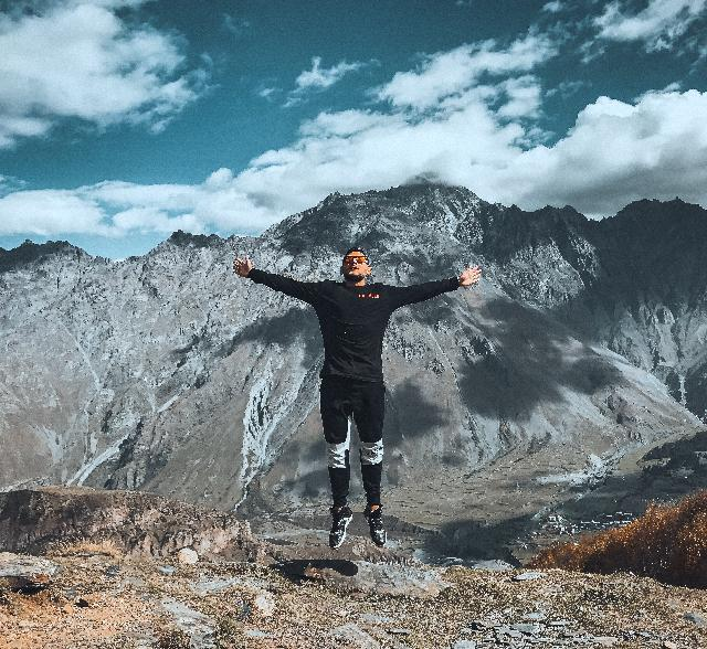 hiking as a workout
