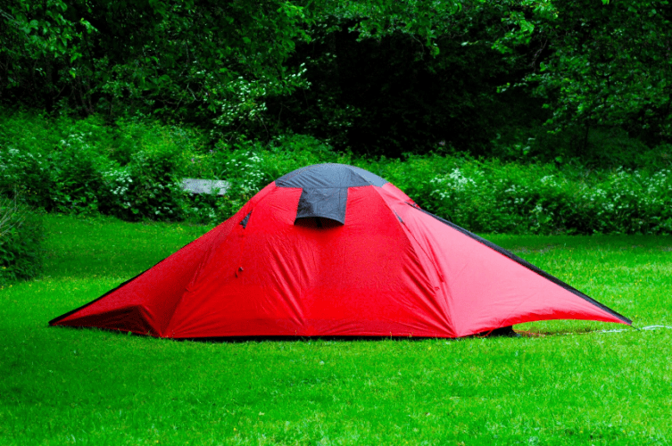 double wall tent