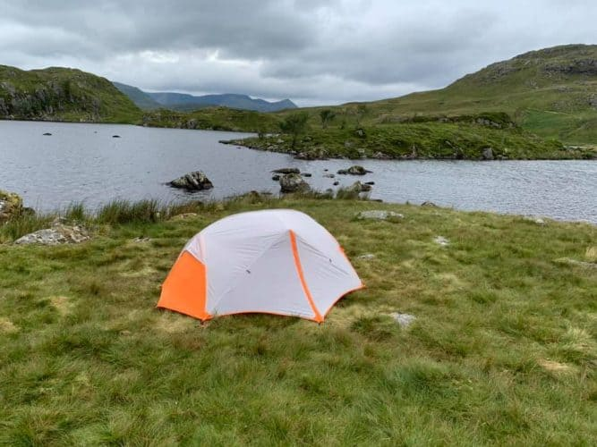 featherstone 2 person tent for stargazing