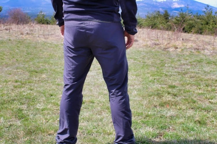 outdoor cargo pants for backpacking