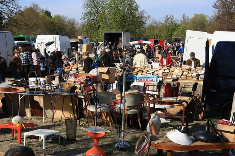 second hand markets are grat for getting cheap outdoor gear