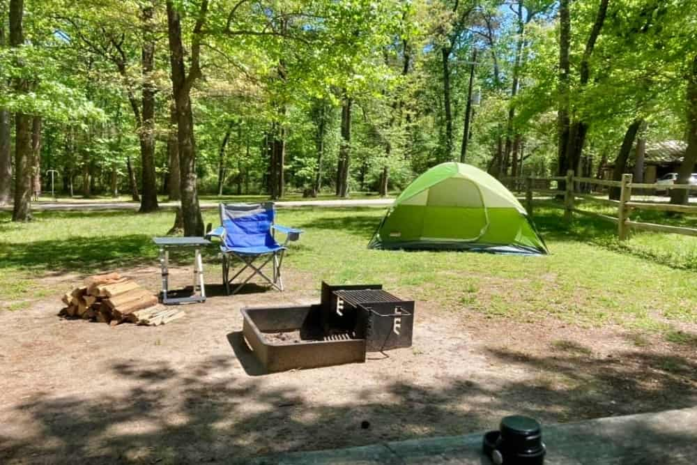 best tents for warm weather