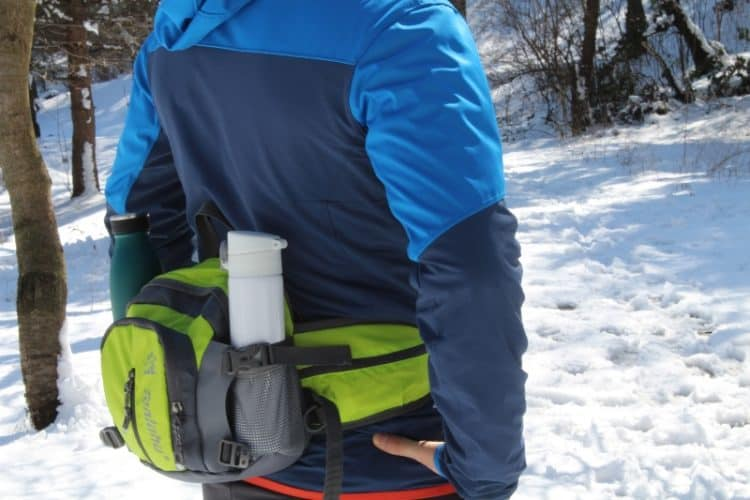 pefect gift for dad - a hiking fanny pack